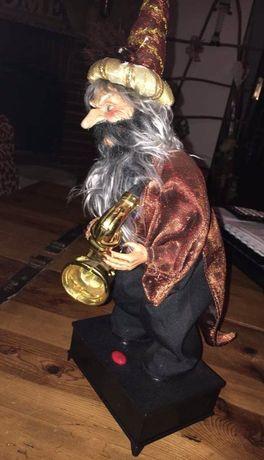 Bruxo musical a pilhas