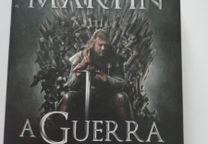 """Livro """"Guerra dos Tronos"""""""