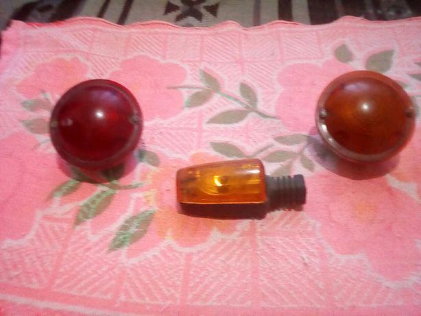 Продам фонари поворотные и габаритный