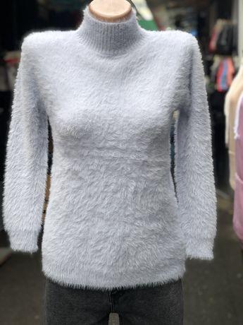Жіноча кофта світер травичка   женский свитер