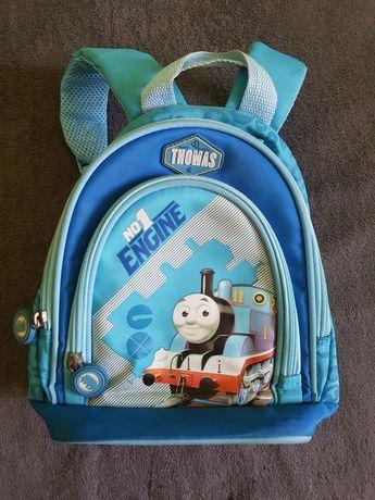 Placaczek, plecak dla przedszkolaka z motywem TOMKA