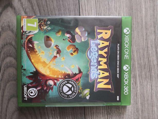 RAYMAN legends na Xbox One /360