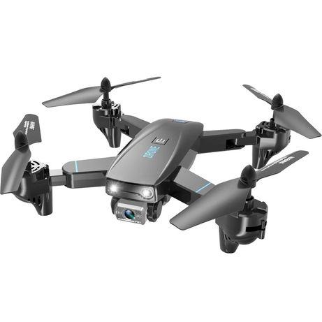 Dron z kamerą Dual 4K w zestawie 3 baterie.