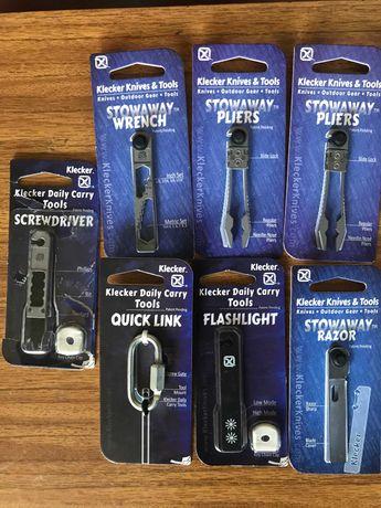 EOD наключные инструменты Klecker Knives