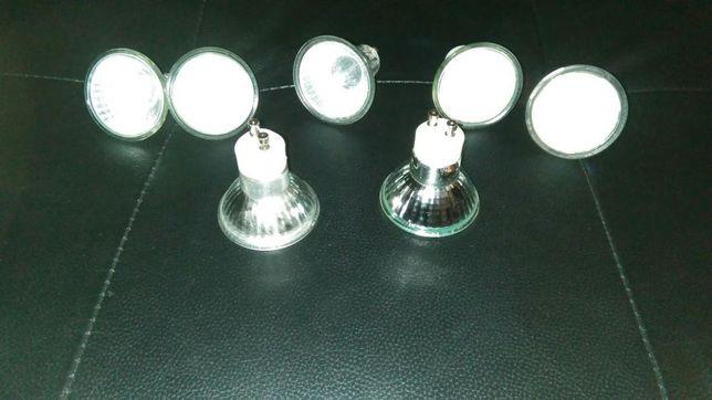 Lote de lâmpadas