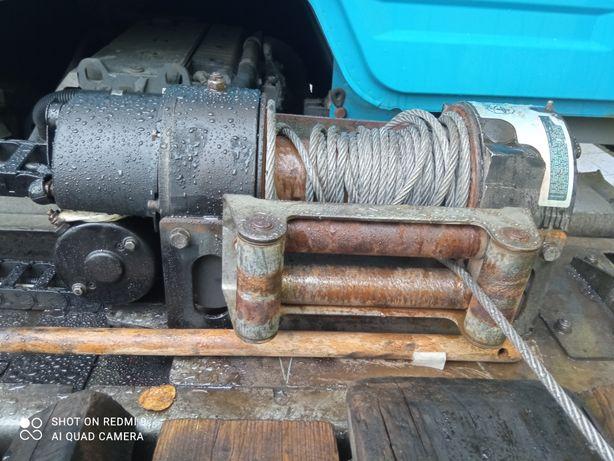 Wyciągarka 24v ślimakowa Ramsey RE12000