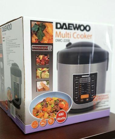 #Multicooker Daewoo DCM22SB