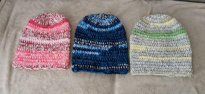 Modne czapki z wełny Toruń - image 1