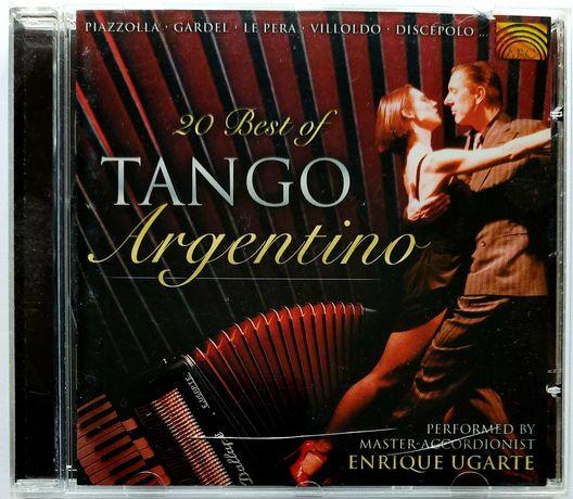 Tango Argentina 20 Best Of 2000r
