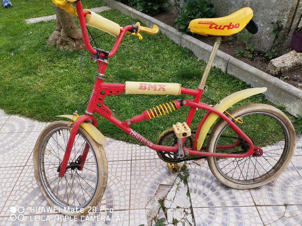 Bicicleta BMX vintage