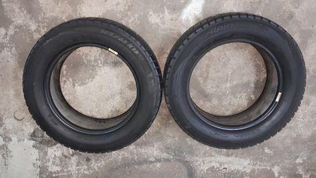 Opony Michelin zimowe185/65 R15 2szt=40