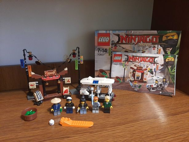 Лего набір 70607 з коробкою ДЕШЕВО + ПОДАРУНОК