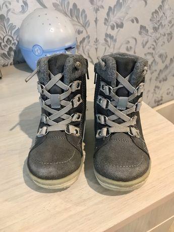 Reima черевички ботинки зима