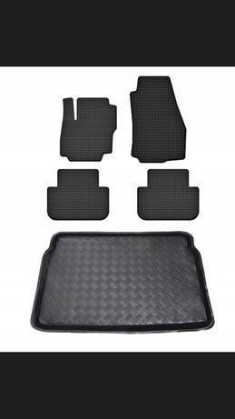 Коврики FORD FOCUS C-MAX MK2 (10-15рік) +коврик в багажнік