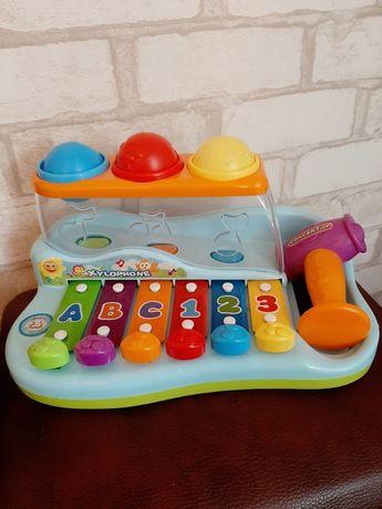 Ксилофон - стучалка, игрушка развивающая