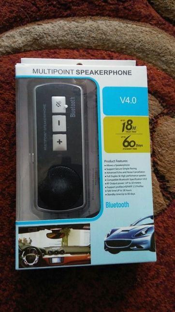 Samochodowy Głośnik Bluetooth do telefonu
