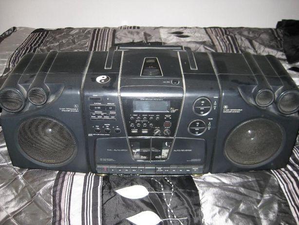 radio gravador