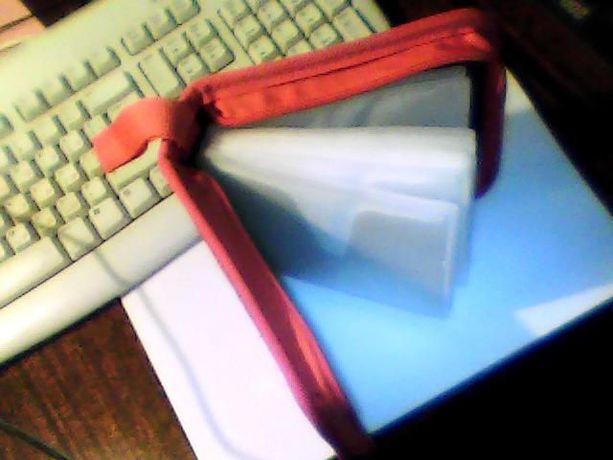 Нейлоновая сумка /чехол/органайзер/кейс для СD/DVD дисков.