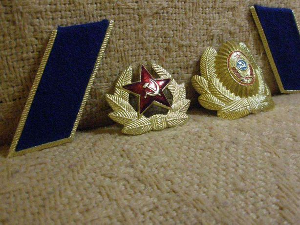Emblematy wojskowe radzieckie