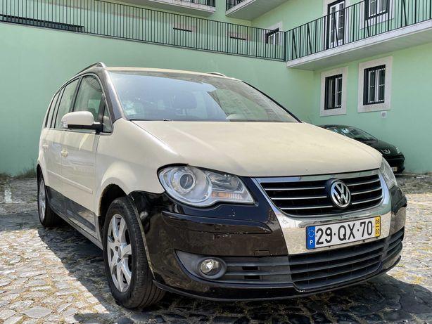 VW Touran 1.9 TDi Highline DGS (Automática) 7 Lug - ACEITO PROPOSTAS