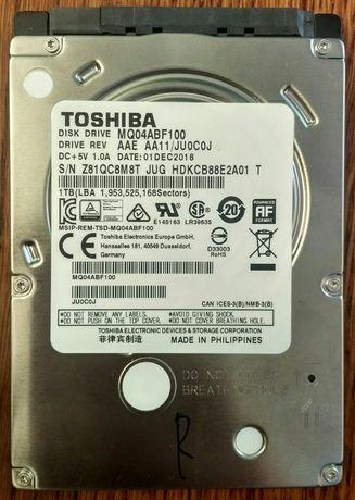 2.5'' HDD 1TB, Toshiba