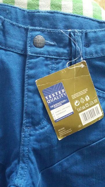 Nowe jeansy chłopięce 110cm