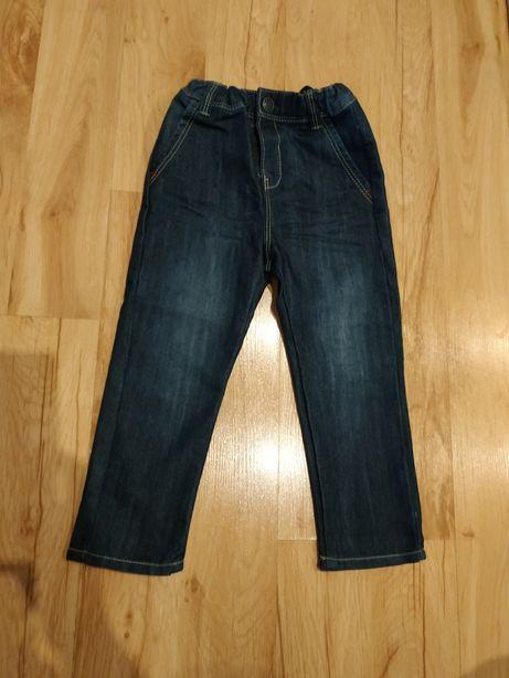 Spodnie dżinsowe chłopięce