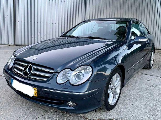 Mercedes-benz Clk 270 CDI - Avantgarde