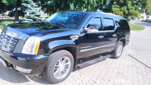 Продам Cadillac escalade
