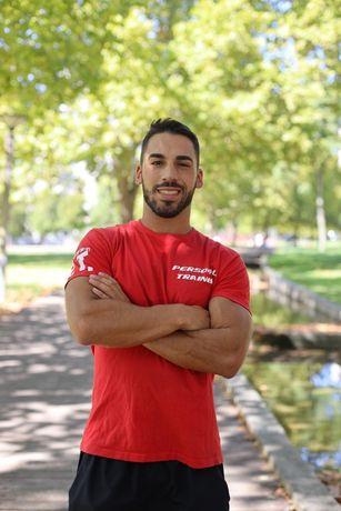 Personal Trainer - Outdoor Alameda ou Domicilio