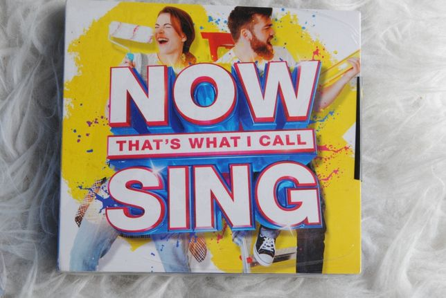 NOW That's What I Call Sing /3CD Nowa