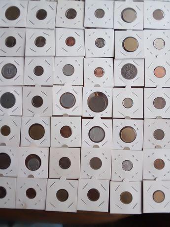 Monety zagraniczne wojenne i powojenne