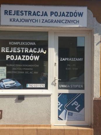 Rejestracja samochodów - aut - pojazdów - szybko i sprawnie!