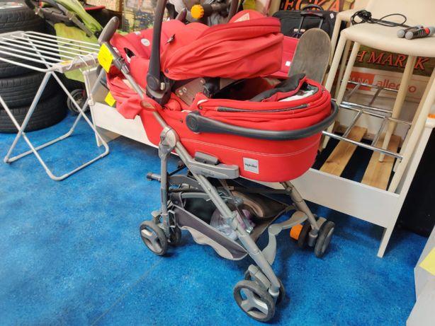 Wózek Dziecięcy Inglesina z nosidełkiem * Lombard Madej Gorlice