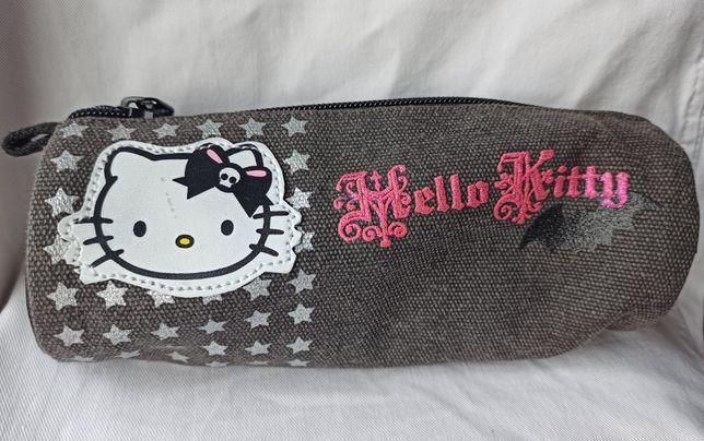 Estojo / porta-lápis da Hello Kitty