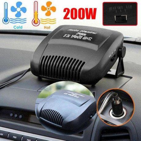 Автомобильный обогреватель CAR HEATER 12V, дуйка в машину, авто. Новий