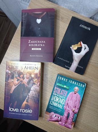 Książki w dobrym stanie