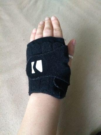 Orteza dłoni lewej + 2 szyny zimmera, dziecięca