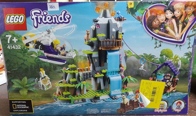 Zestaw LEGO Friends Na ratunek alpakom 41432