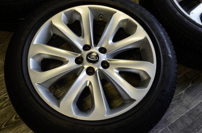 Диски R 20 Range Rover Vogue, Sport оригинал с резиной