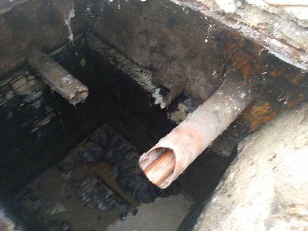 ЧИСТКА СЛИВНЫХ ЯМ чистка выгребных ям ассенизатор илосос ремонт ям
