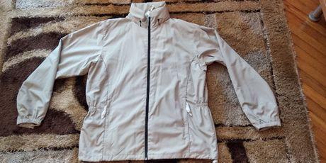 Sprzedam kurtkę damską jasno popielata NOWA