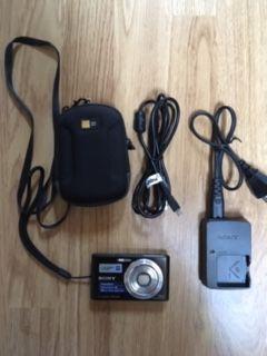 Câmara Digital Sony DSC-W320 Preta