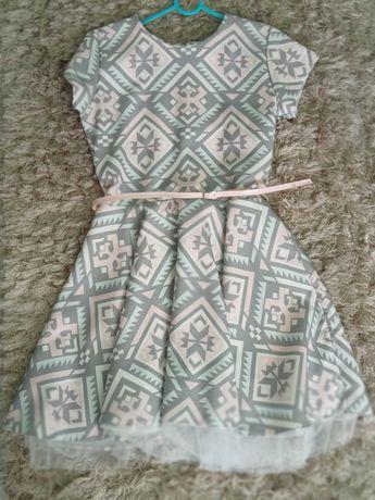 Sukienka rozm 152