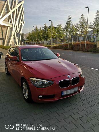 BMW Seria 1 F20/F21 (114i 102km) Rocznik 13.12.2012