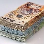 Pożyczki od prywatnego inwestora!Akceptacja 500+, zasiłków, bez baz
