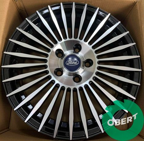 Новые диски 5*108 R16 на Ford Focus Mondeo Volvo