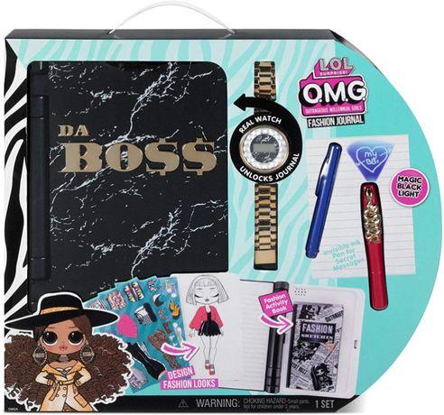 Набор LOL Surprise OMG Fashion Journal Оригинал подарок