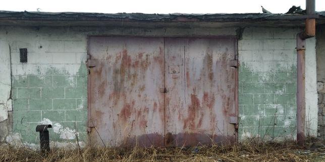 Продам гараж в районе старой автостанции