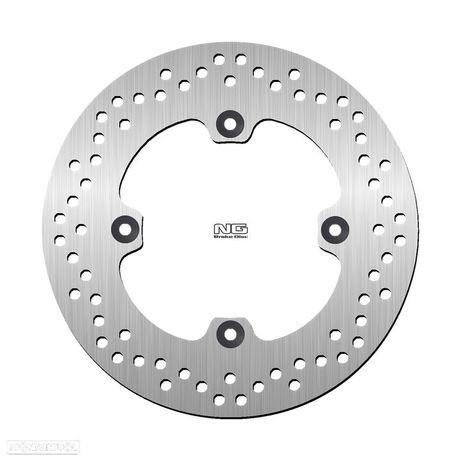 disco travão tras ng honda cb / cbf -ng1095
